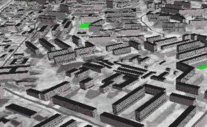 3D планы населенных пунктов